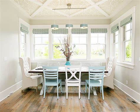Round Dining Room Chairs by Kitchen Nooks
