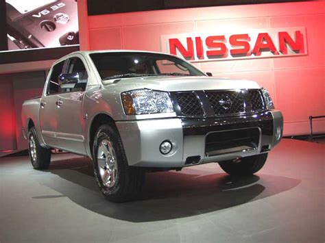 all car manuals free 2008 nissan titan head up display japanese also slammed by truck slump