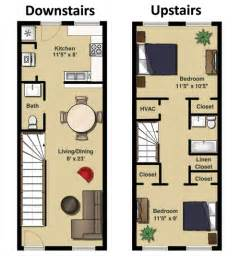 Superior Three Bedroom Townhomes For Rent #5: 2-bedroom-lg.jpg