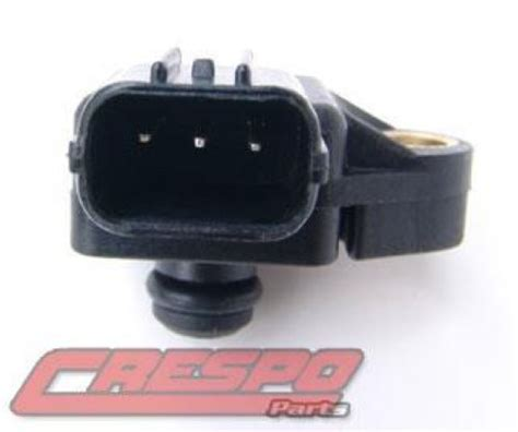 821 Map Sensor Honda Crv 24 honda cr v 3 bar map sensor k24 k24a a turbo 02 11 ebay