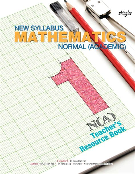 Discovering Mathematics Normal Academic 5 new syllabus mathematics normal academic s resource book 1
