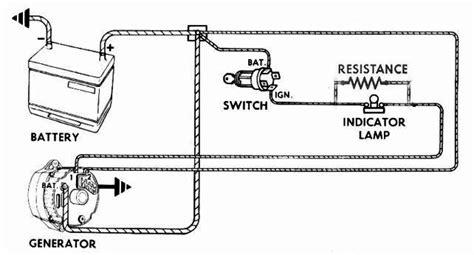 wiring diagram  early corvair conversion