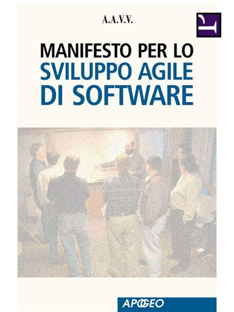 per lo sviluppo manifesto per lo sviluppo agile di software