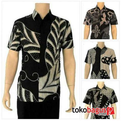 Kemeja Mocca Abstract Black fashion pria devifitriaberlianni1201050047