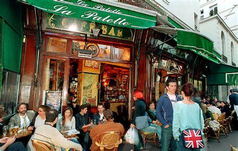 La Pallete P la palette is a nostalgic bistrot with a