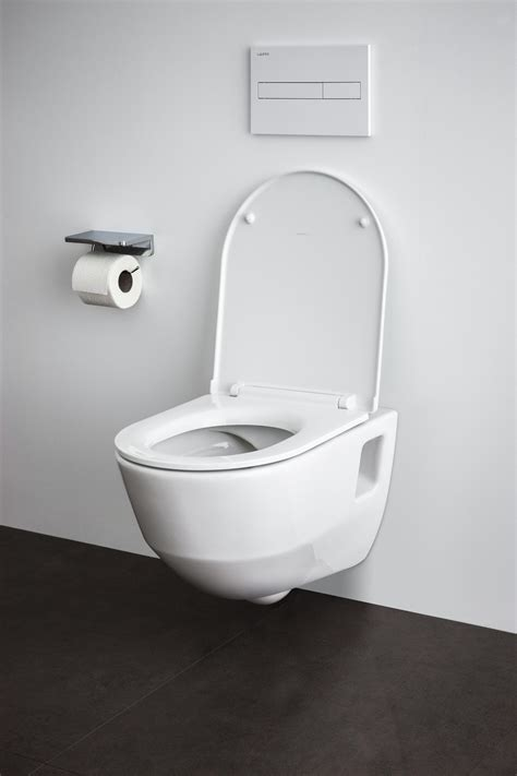 floating toilet laufen pro wall hung wc toilets from laufen architonic