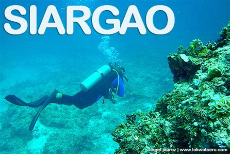 Travel guide siargao island lakwatsero