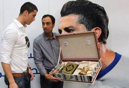 soccer news cristiano ronaldo   muslim