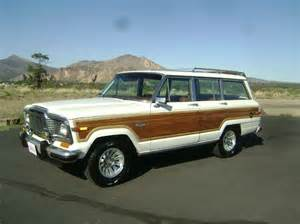 1984 Jeep Grand Wagoneer Specs Jeep Grand Wagoneer For Sale Carsforsale