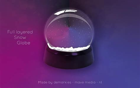 snow globe templates for photoshop snow globe photoshop creator collection psddude