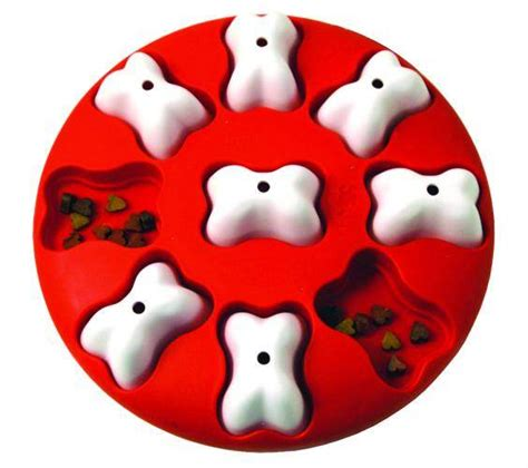 treat puzzles ottosson puppy treat dispenser boredom interactive puzzle ebay