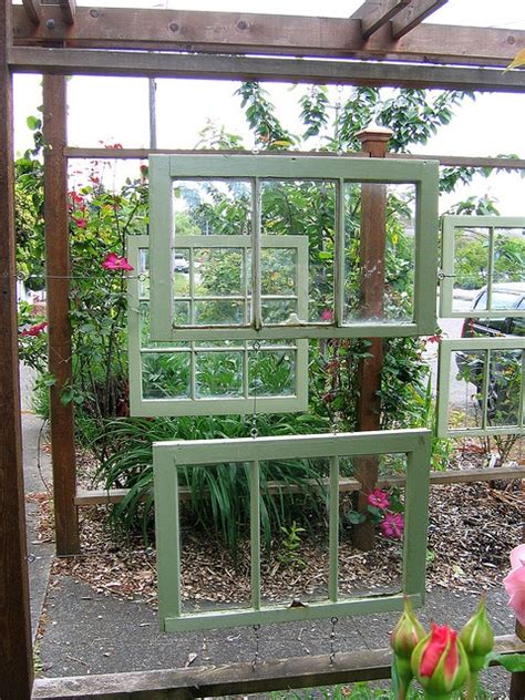 Garden Arbor 100 100 Ways To Use Windows Gardens Window And Design