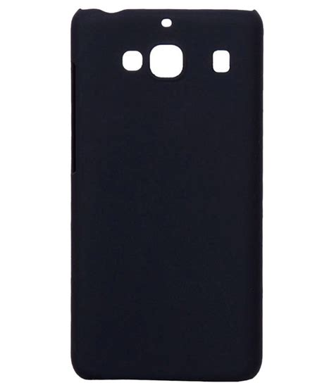 Redmi 4 Prime Gold And Black icopertina back cover for xiaomi redmi 2 prime black
