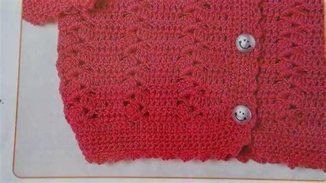 como tejer chompa d verano como tejer sweater para ni 241 a a crochet youtube