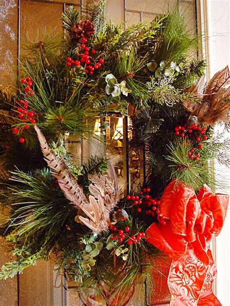 modern furniture easy christmas wreaths 2014 ideas