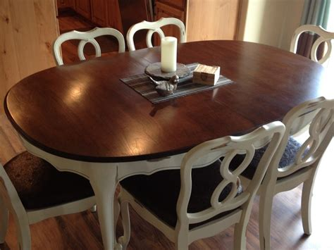 how to refinish a dining table 950 refinished hardwood maple dining table for 6