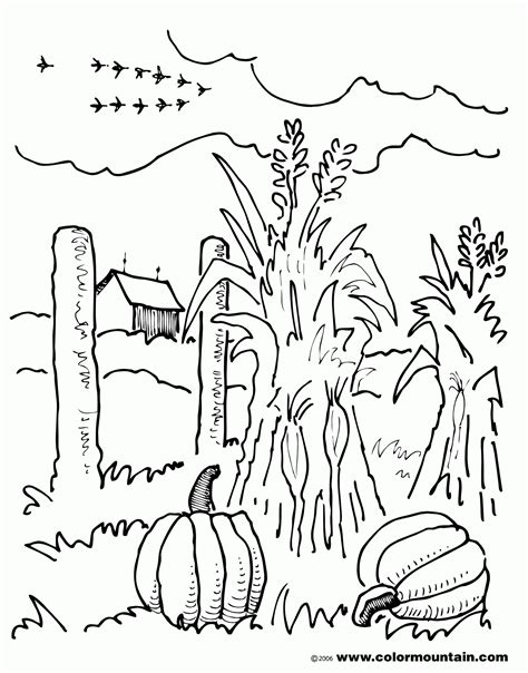 autumn scene coloring pages coloring pages of fall scenes az coloring pages