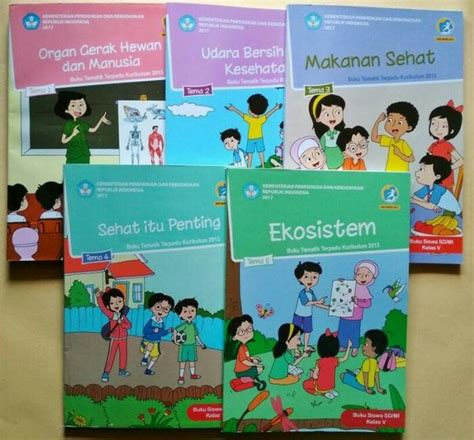 Buku Sd Tematik Kelas 2 Tema 3 Diknas Revisi 2017 jual buku tematik kelas 3 sd kurikulum 2013 tema 5 8 semester 2 cek harga di pricearea