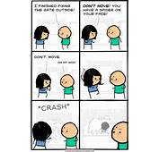 Cyanide &amp Happiness Comics Are Both Hilarious And