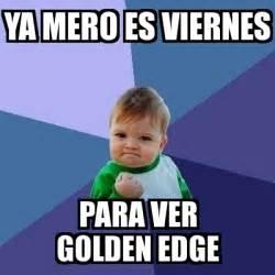 imagenes ya mero es viernes meme bebe exitoso ya mero es viernes para ver golden