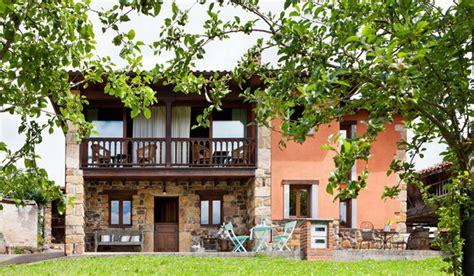 viviendas rurales  encanto en asturias