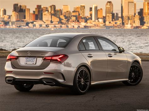 2019 Mercedes A Class Usa by Mercedes A Class Sedan Us 2019 Picture 49 Of 176