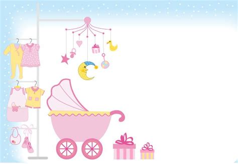 baby layout vector cute baby design elements vector graphic set 04 over