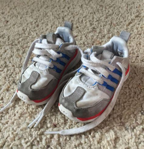 adidas infant boys shoes size 4