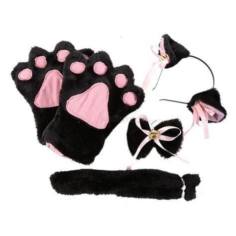 Costume Neko Cat cat flutty neko anime costume plush