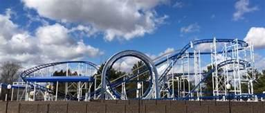 Roller Coaster Loop Roller Coaster Cj Barrymore S