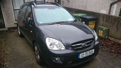 how cars engines work 2007 kia carens head up display 2007 kia carens for sale in waterford city waterford from paul1232