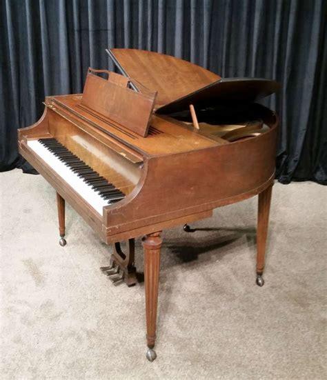 Baby Grand Piano by Wurlitzer Baby Grand Piano Www Pixshark Images