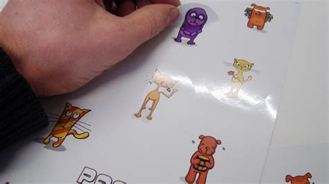 How To Make Your Own Sticker Sheets