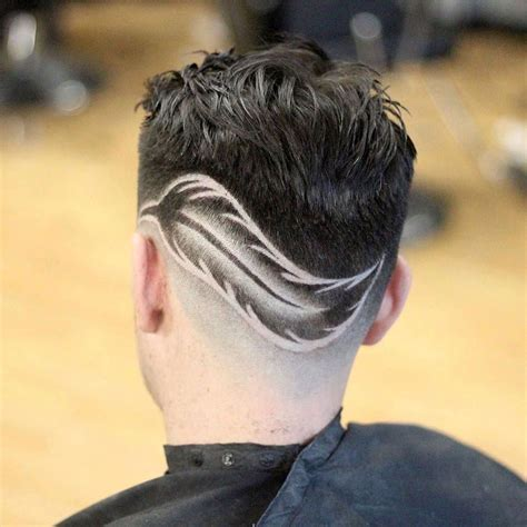 how to cut mens hair to feather 25 new men s hairstyles to get right now design fade