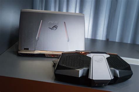 Asus Rog Water Cooled Notebook asus rog gx700 is the world s liquid cooled laptop with 4k lcs