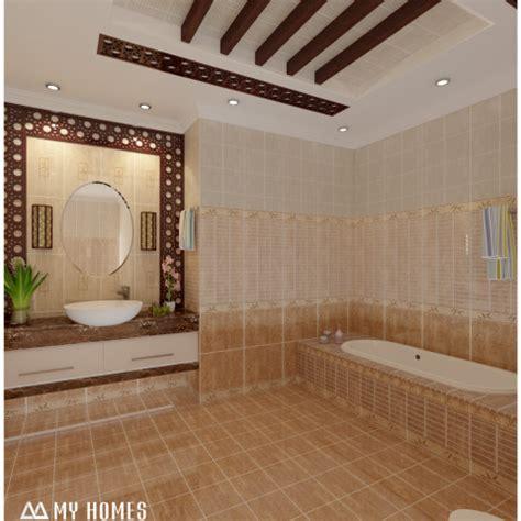 Modern Bathroom Kerala Kerala Interior Design Ideas From Designing Company Thrissur