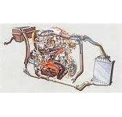 Y10 Turbo Engine  WwwCarsfromItalycom