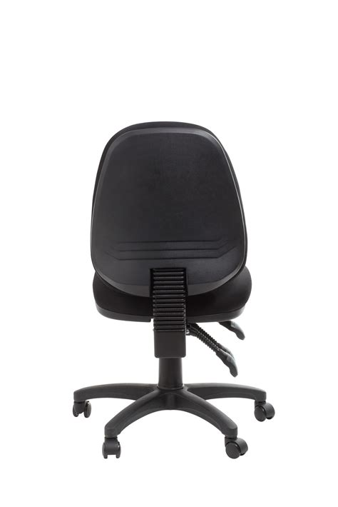 Commercial Chairs Adelaide by Adelaide Black Ergonomic Commercial Fabric Office Chair