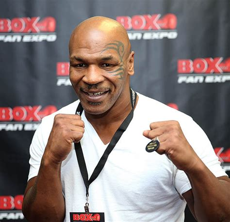 Mike Tyson To Fight Singer Tom Jones by 50 Cent Reveals Mike Tyson Will Chris Brown For
