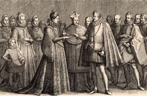Wedding Attire During Elizabethan Era by Marriage Customs Shakespeare S World