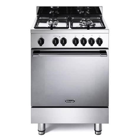 de longhi cucine a gas gemma 66m delonghi cucina 60x60 4 fuochi a gas forno