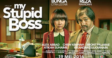 film motivasi komedi arul s movie review blog my stupid boss 2016 review