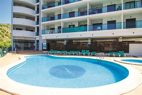 2 Bedroom Apartments In Benidorm All Inclusive by Don Jorge Apartments Cheap Holidays To Don Jorge