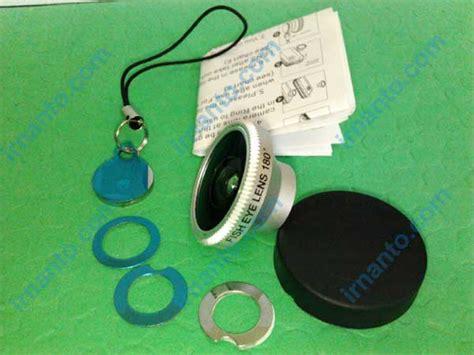 Jual Lensa Hp jual lensa hp portabel universal fisheye lens irnanto