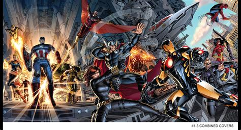 comics review avengers by jonathan hickman comparative geeks