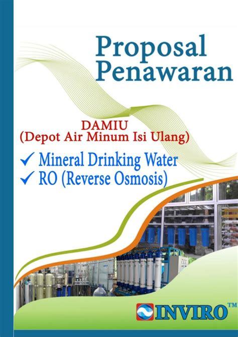 Tabung Filter Air Isi Ulang Depot Air Minum Isi Ulang Penawaran Inviro Co Id