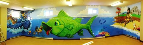 airbrush wall murals 28 large image of airbrushed wall landscape wall murals nature wall murals eazywallz