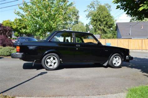 sell   volvo  glt turbo coupe restored  reserve  black  lakewood