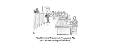 model jury instructions for surety cases a lawyer makes his case in front of a jury coffee mug for