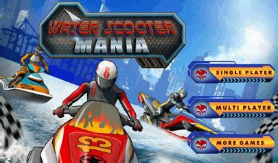 water scooter mania 2 giochi motoscafi flashgames it